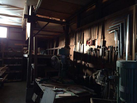 古材家具ショップ白竹木材の「ひのきのまな板」