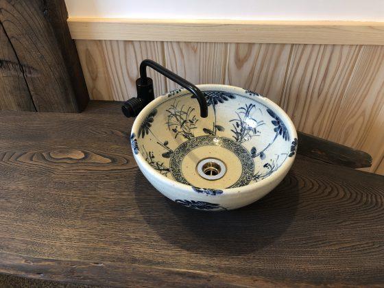 愛知県碧南市の古民家再生の建築会社がおススメする手洗い鉢