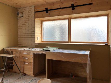 -自然素材の家-リフォームの工事経過を写真でご紹介します。