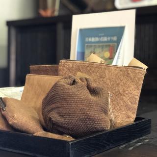 愛知県碧南市の古材家具ショップ 委託作家さんのご紹介「本気布(マジギレ)ファナビスさん」