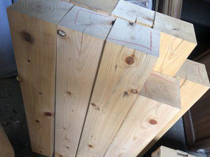 目玉商品!建築屋さんの端材掘り出し市-築69年木造建築体感見学会ほかイベント開催記念-